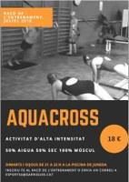 Racó entrenament_Aquacross 2018