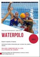 Racó entrenament_Waterpolo 2018
