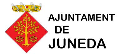 Ajuntament de juneda escut + lletres