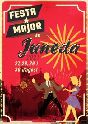 FM Juneda 2021 - cartell