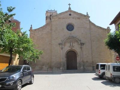 Església Parroquial de la Transfiguració del Senyor 1