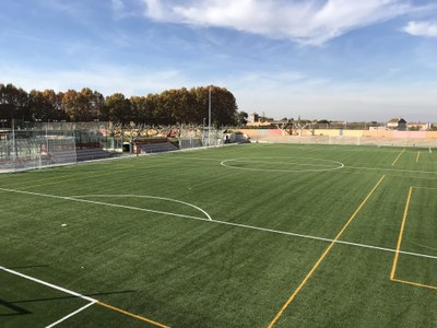 Camp de Futbol gespa -