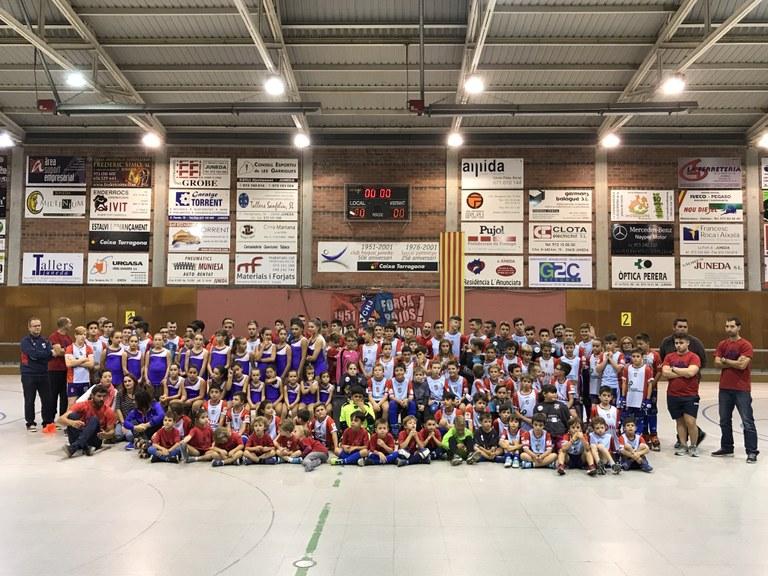 Presentació dels equips temporada 2017-2017