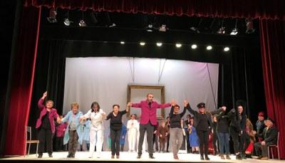 'Artipunt' d'Incursió Social es presenta a Juneda al Teatre Foment