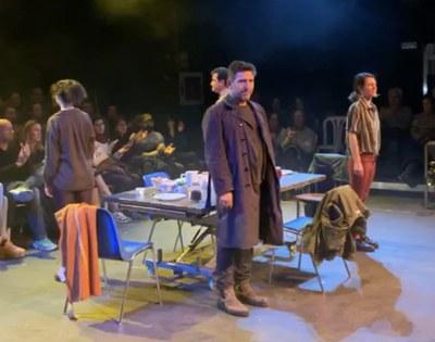 'Esmorza amb Mi', la nova proposta d'Ivan Morales, al Teatre Foment de Juneda