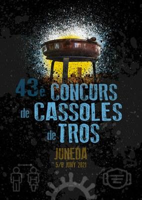 43è CONCURS DE CASSOLES DE TROS