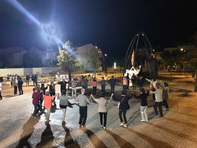 Actes de celebració de la Diada a Juneda