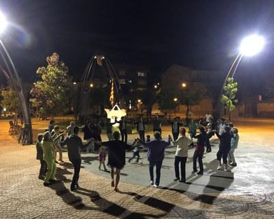 Actes de la Diada 2015 - Sopar i Sardanes