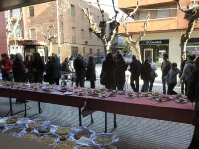 Actes en suport de la Marató de TV3