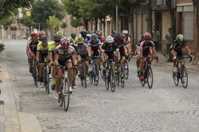 Afectació de carrers per la cursa ciclista de dilluns 28