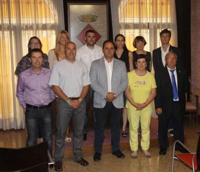 Antoni Villas, nou alcalde de Juneda