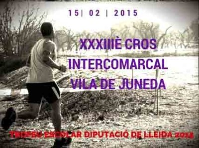 Arriba el XXXIIIè Cros Intercomarcal Vila de Juneda