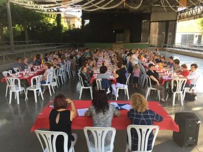 Assemblea general ordinària de l'Associació de dones Junieta