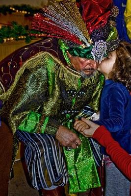 Atenció: petit canvi d'hora al Parc de Nadal i visita Camarlenc