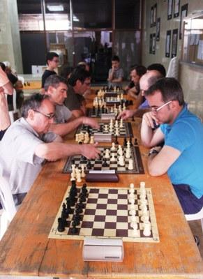 Campionat d'Escacs a Juneda