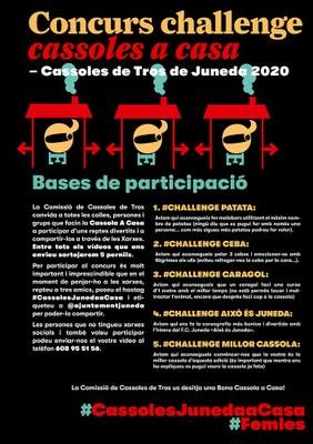 CASSOLES - Concurs CHALLENGE