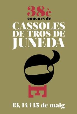 Cassoles de Tros 2016 - Calendari d'activitats