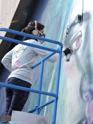 Cassoles de Tros 2016 - Graffiti & Art Urbà