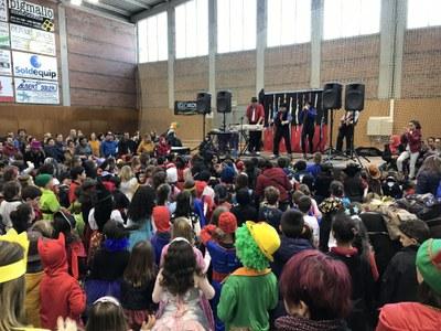 Celebració del Carnestoltes Infantil a Juneda