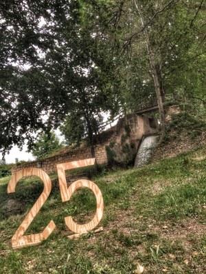Commemoració dels 25 anys de La Banqueta