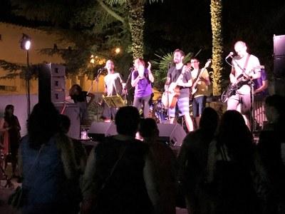 Concert de Meritxell Gené i Kapritxo a les piscines municipals
