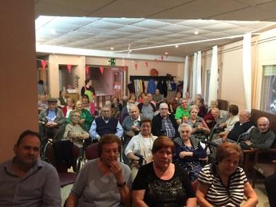Conferència 'Alzheimer Avui'