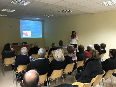 Conferència sobre la prevenció de les malalties cerebrovasculars
