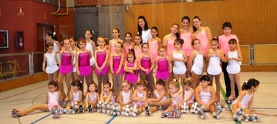 Copa Catalana de Patinatge Artístic dissabte a Juneda