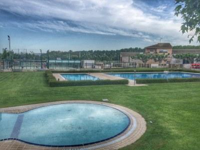 Cursets de Natació a les piscines de Juneda