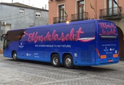 El Bus de la Salut arriba el 7 i 8 d'abril a Juneda