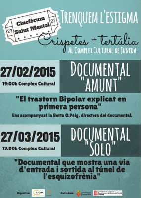 """El documental """"Solo"""", aquest divendres a Juneda"""