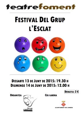 El festival de fi de curs del Grup L'Esclat, aquest cap de setmana