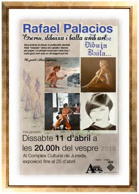 El lleidatàRafael Palacios exposa al Complex Cultural