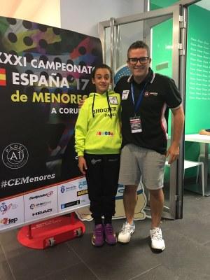 El Pàdel Juneda al XXXI Campionat d'Espanya de menors de A Coruña