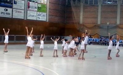 El Poliesportiu de Juneda acull aquest diumenge la primera volta del Trofeu Iniciació de patinatge