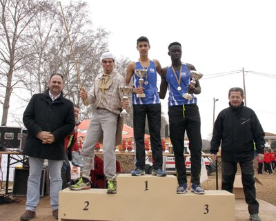 El XXXIIIè Cross Intercomarcal inunda Juneda d'atletisme