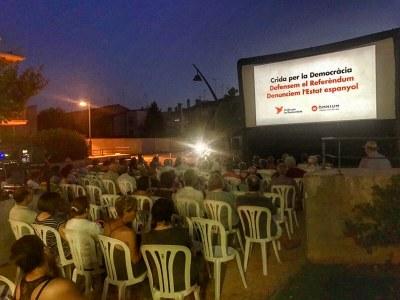 Emissió del documental 'Las Cloacas del Interior' a Juneda