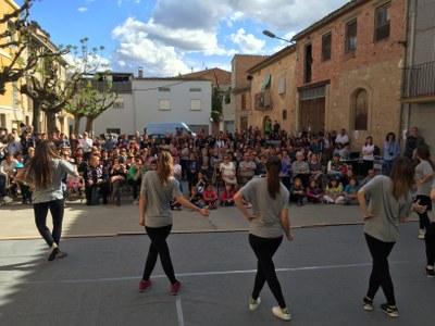 Exhibició de Dansa Urbana