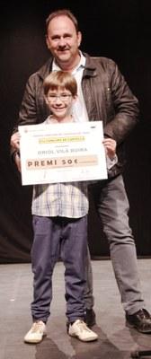 Guanyador 21è Premi Infantil de Cartells del Concurs de Cassoles de Tros