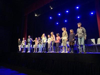 Guanyadors del Premi de Poesia Escolar Joan Duch