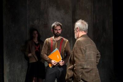 hISTÒRIA al Teatre Foment