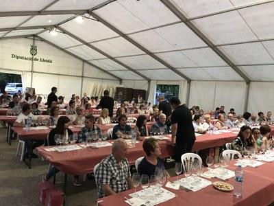 I Tast de Vins de Les Cassoles de Tros Organitzat per l'Associació Tastavins Juneda