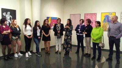 Inauguració de l'exposició 'Clàssics Contemporanis' al Complex Cultural de Juneda