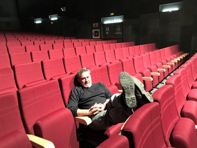 Inici de la temporada del Teatre Foment de Juneda amb Sergi Lòpez i 'Non Solum'