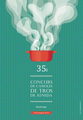 Inscripcions obertes al XXXV Concurs de Cassoles de Tros de Juneda