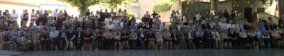 Juneda celebra la FESTA DE LA GENT GRAN amb més de 80 homenatjats