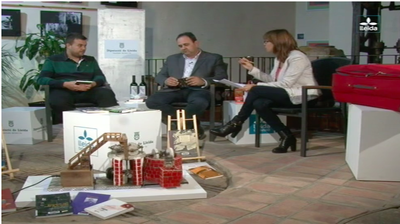 Juneda, protagonista al 'Cafeïna Tour' de Lleida TV