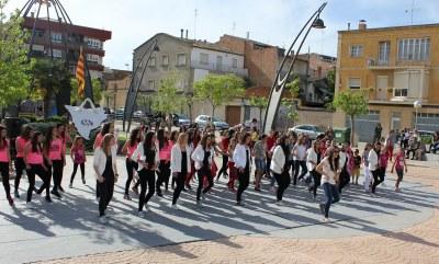 Juneda va ballar per celebrar el Dia Internacional de la Dansa