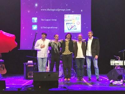 Juneda vibra amb la música de Supertramp gràcies a The Logical Group