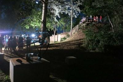 La 19a Caminada Nocturna La Lluna i La Banqueta, el 25 d'agost